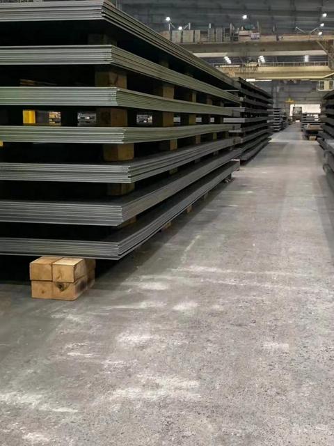 镂空雕花耐候钢板